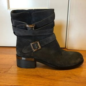 Vince Camuto Webey Moto Boot